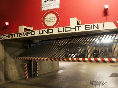 Bayerns größte Privattiefgarage im Bierkeller