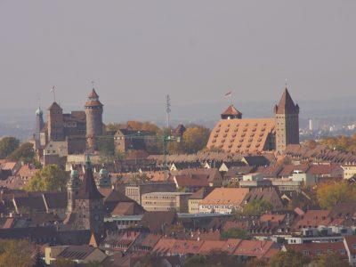 Burghoheit verhindert höchstes Wohnhochhaus Europas in Nürnberg